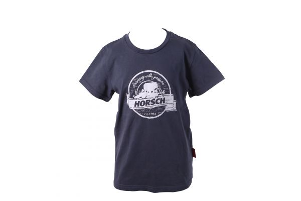 T-Shirt anthrazit Kinder